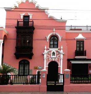 Centro Cultural de España en Lima