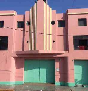 Centro Cultural Cine Olaya